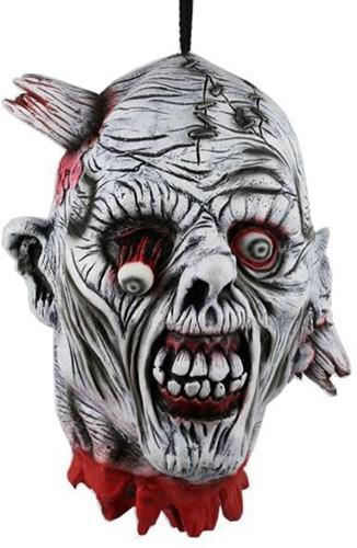 Hangdeco Hoofd Zombie