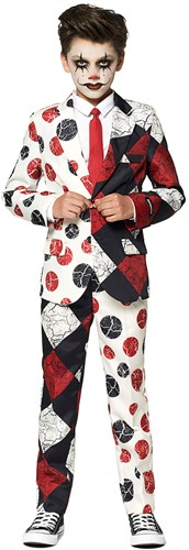 Kinderkostuum Suitmeister Halloween Vintage Clown