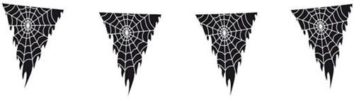 Vlaggenlijn Spinnenweb 10m