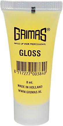 Grimas Lipgloss 00 Transparant (8ml)