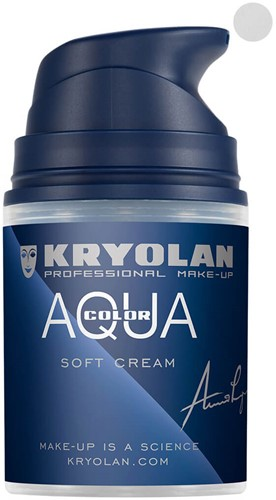 Aquacolor Softcream 50ml Kryolan 070