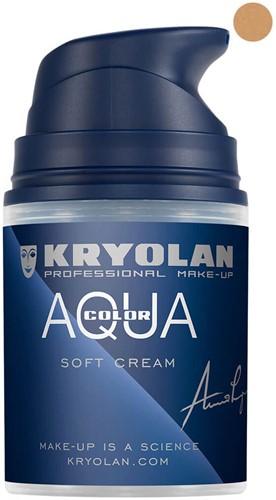 Aquacolor Softcream 50ml Kryolan 3W