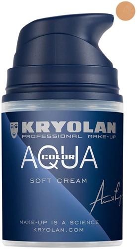 Aquacolor Softcream 50ml Kryolan 4W