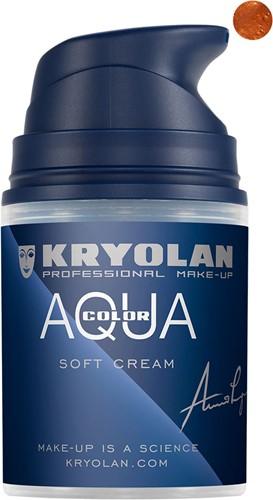Aquacolor Softcream 50ml Kryolan Copper