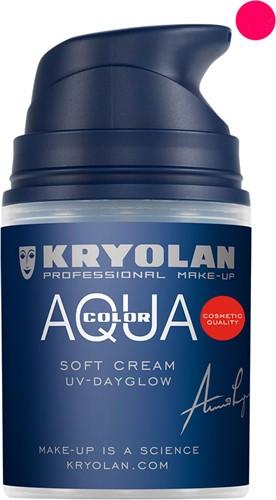 Aquacolor Softcream 50ml Kryolan UV-Pink