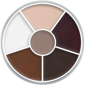 Supracolor Vetschmink Kryolan Old Age (6 kleuren)