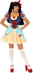 Damesjurkje Sneeuwwitje - Lolita Snow White