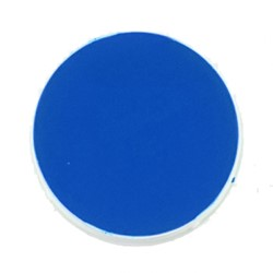Aquacolor Kryolan UV-Dayglow Blauw 8 ml