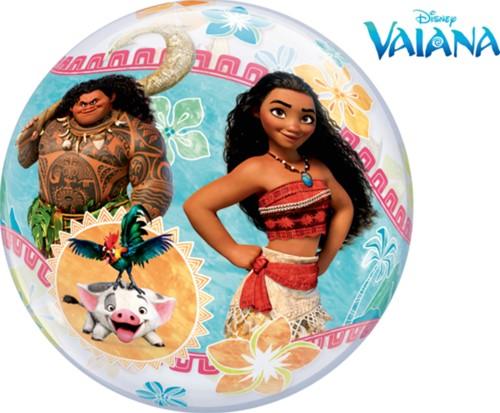 Bubble Ballon Vaiana