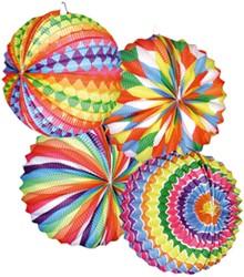 Ballonlampion 22 cm Fantasie Fun