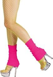 Beenwarmers Neon Pink