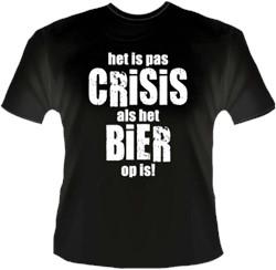 T-shirt Crisis