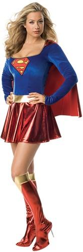 Dameskostuum Supergirl Deluxe