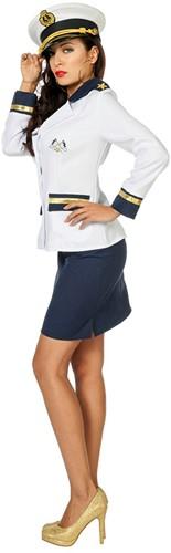 Dameskostuum Marine Lady  -2