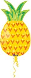 Folieballon XL Ananas (78x43cm)