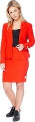 Dameskostuum OppoSuits Red Ruby