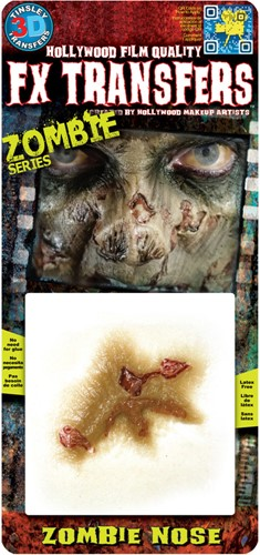 Professionele Wond FX - Zombie Neus