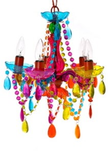 Silly Lamp Chandelier Multi Colour