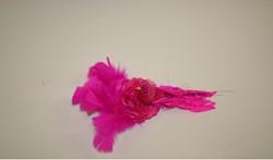 Broche Vogel  Pink Luxe