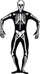 Skelet Glow in the Dark Second