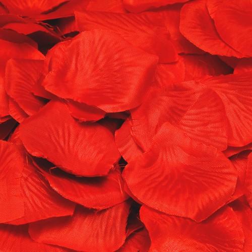 Rozenblaadjes de Luxe Rood