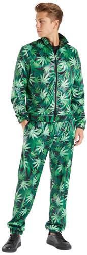 Heren Trainingspak Wiet Cannabis