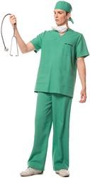Herenkostuum Chirurg Luxe
