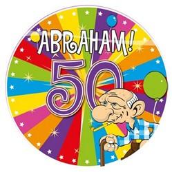 LED Button Abraham