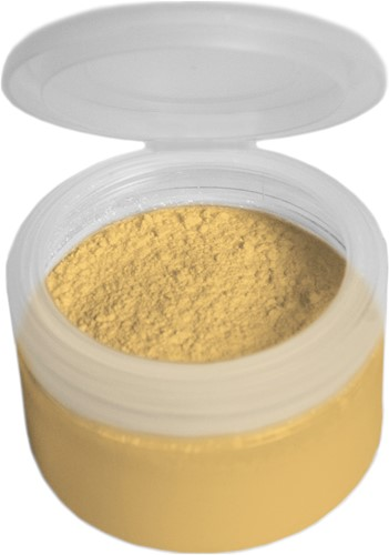 Grimas Colour Powder Pearl 08 Goud (40gr)