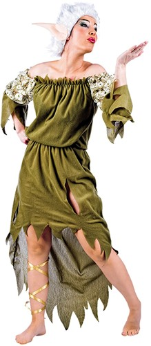 Dames Elfenkostuum