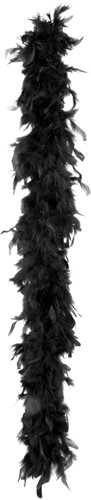Boa 50gr Zwart (1,80m) Luxe
