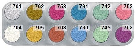 Grimas Water Make-up Palet P12 Pearl