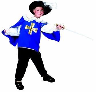 Musketier Blauw
