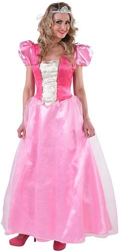 Prinsessenjurk Roze voor dames