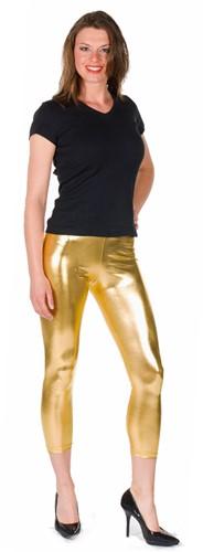 Legging 3 kwart Luxe Goud