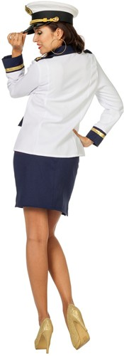 Dameskostuum Marine Lady  -3