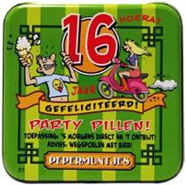 Pocket Tin 16 jaar