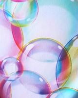 Damesjas Carnavale Bubbels (fluweel) (detail 2)