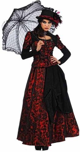 Damesjurk Gothic Roxaria