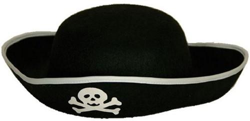 Hoed Piraat Vilt