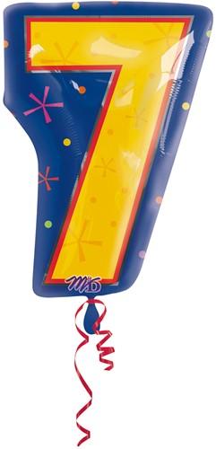 Folieballon 7 18inch