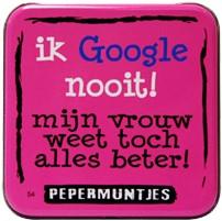 Pocket Tin Google