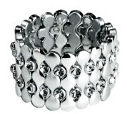 Armband Bling Mat/Glans