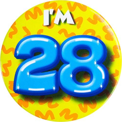 Button 28 jaar