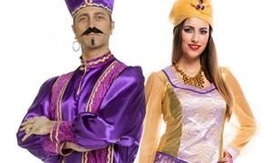 Koop nu 1001 nacht kleding bij Carnavalsland!