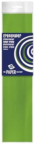 Crepe Papier Lichtgroen