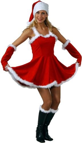 Kerstvrouwtje Klassiek