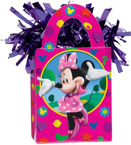 Ballon Gewicht Minnie Mouse