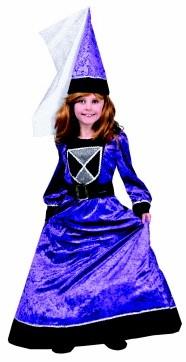 Kostuum Jonkvrouw Rodericka voor meisjes