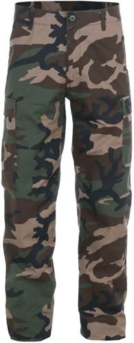 Leger Camouflagebroek